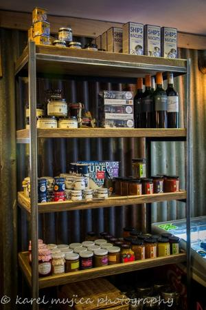 The Gourmet Pig: more room for handpicked quality products