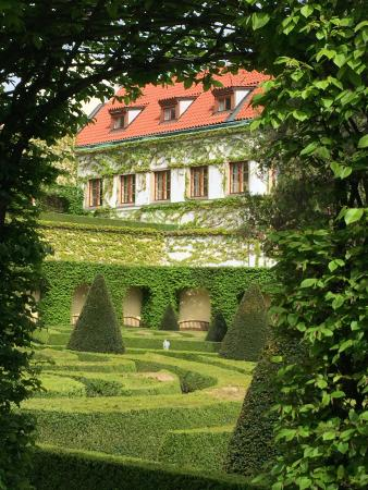 Aria Hotel Prague by Library Hotel Collection: in the garden