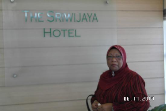 Sriwijaya Hotel: @ Hotel Lobby