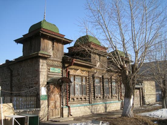 House-Estate of Merchant Ryabinin