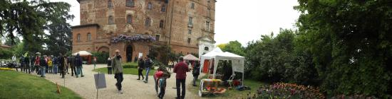Pralormo, Italia: Panoramica del Castello