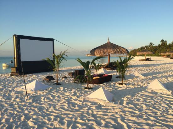 Moofushi Island: Cinefushi