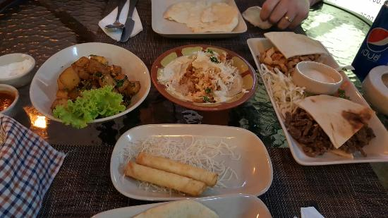 Nadimo's Lebanese Restaurant-Halal - Silom Soi 19: Nadimo's Lebanese Restaurant-Halal