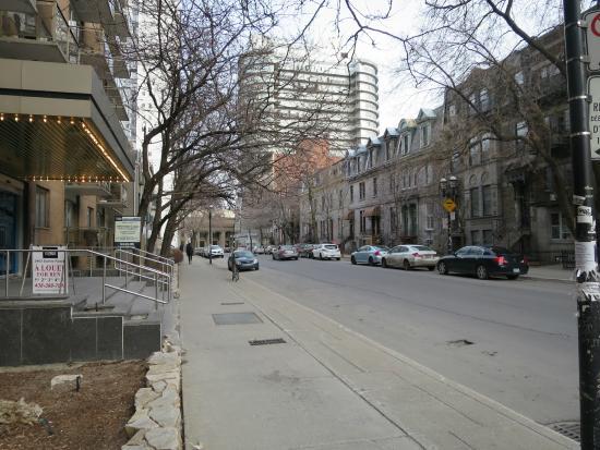 Appartements Trylon: La Rue St.Famille
