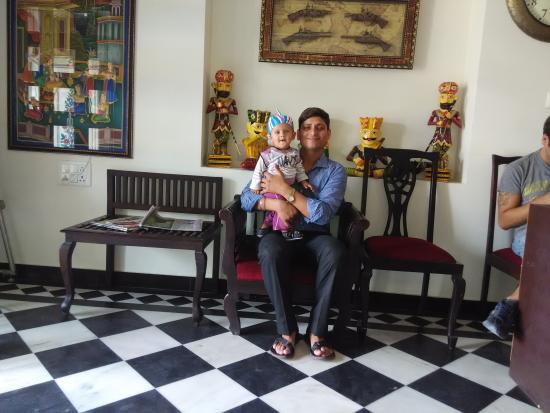 Hotel Kalyan: Me and my nauty