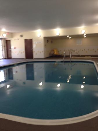 Fairfield Inn & Suites Houston Westchase : Piscina