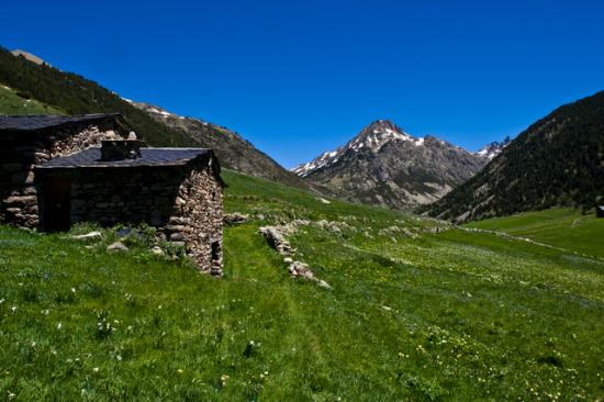 Andorre : vall d'Incles