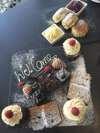 Heston Hyde Hotel: Afternoon Tea