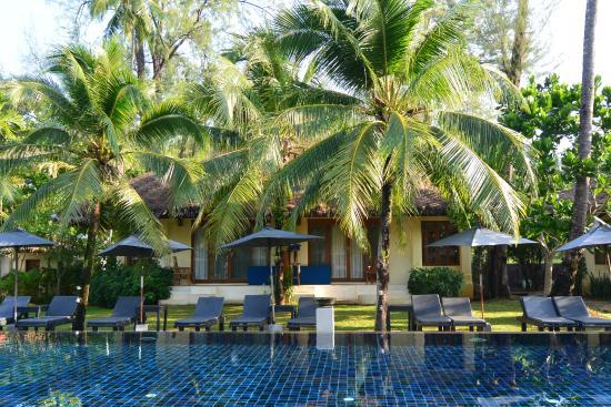 Piscina Bild Fr N Bangsak Village Khao Lak Tripadvisor
