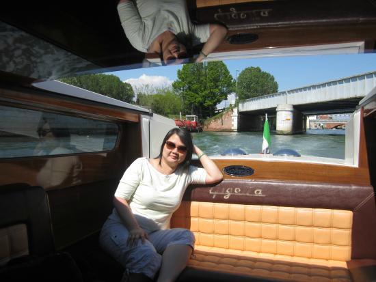 Consorzio Motoscafi (Water Taxi) - Excursions: Personal Service Water Taxi to hotel