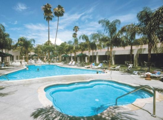 WorldMark Palm Springs: Pool!