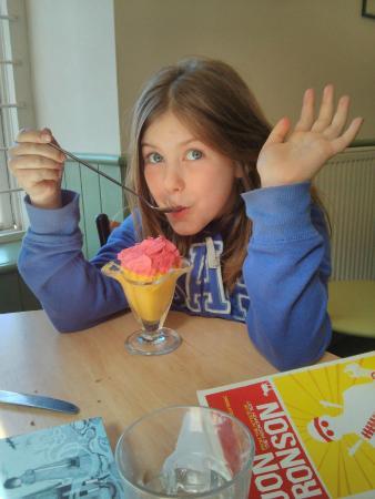 Shepherds Parlour: mmmm ice cream