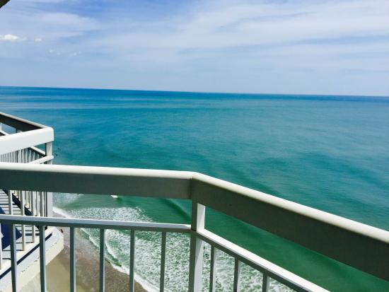 Waters Edge Resort: Veiw From Our Balcony Pictures Gallery