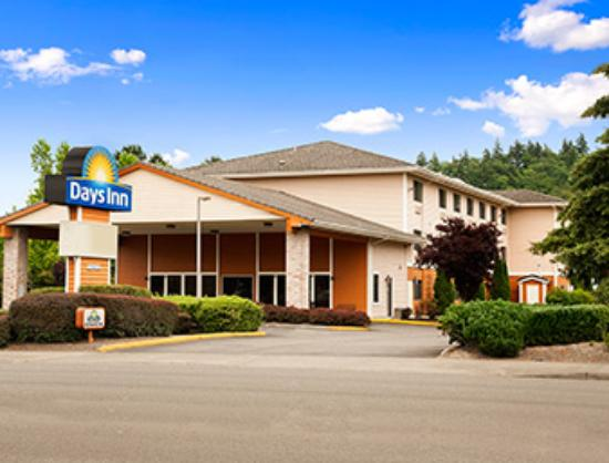 Days Inn Kent 84th Ave: Exterior