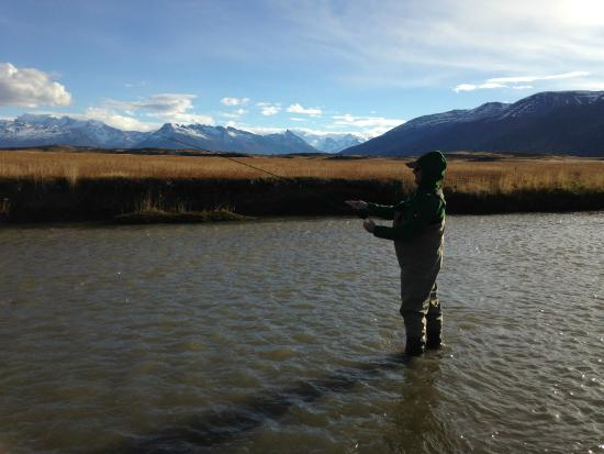 Calafate fishing 2