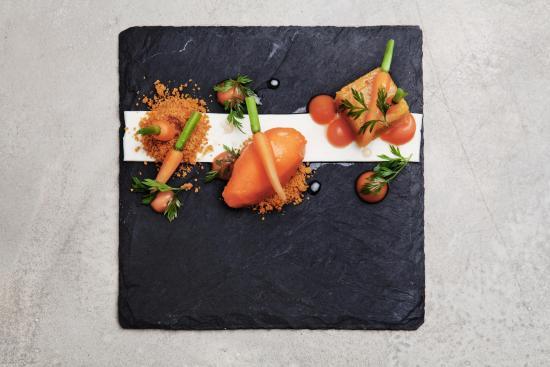 SPIS Version of Carrot Cake