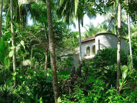 Paradise Gardens Beach Resort & Ayurveda : House 1 and Garden