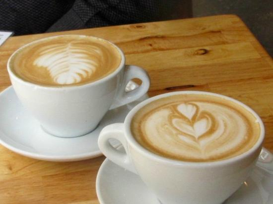 Afternoon coffee at Cure - Picture of CURE Coffeehouse and ... #afternoonCoffee
