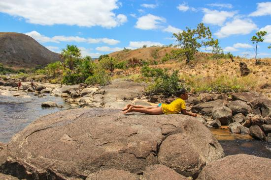 Uiramuta, RR: Rio Maú 1