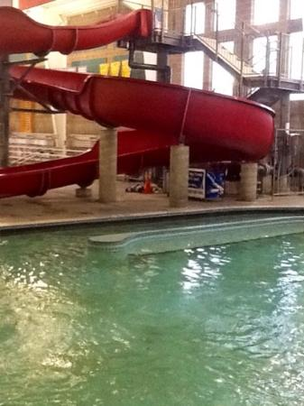 Astoria Aquatic Center: fun place for children and adults :)