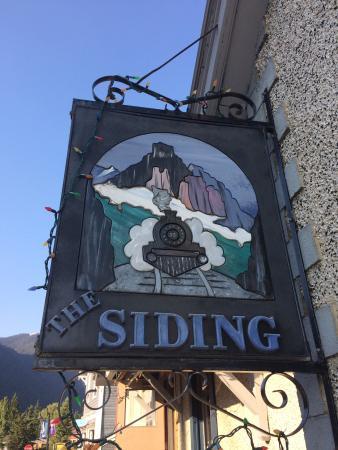 The Siding Cafe: Siding