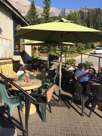 The Siding Cafe: Terrazza