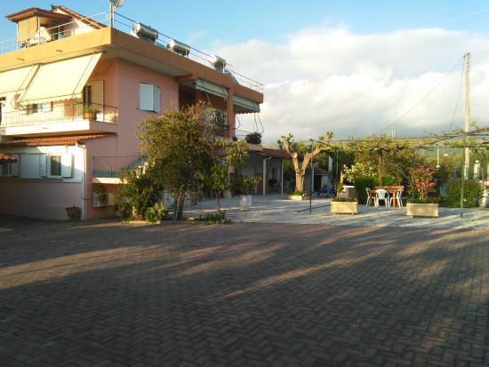 Kakovatos, Grecja: the Green villa kakovato hleias