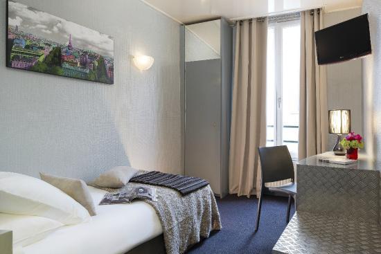 Hotel beaumarchais paris voir les tarifs 16 avis et for Hotel bas prix paris