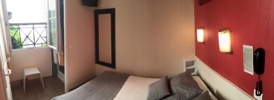 Hotel Des Beaux Arts: Chambre confort