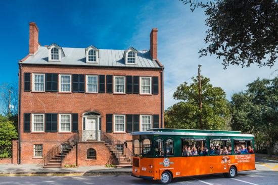 Old Town Trolley Tours of Savannah
