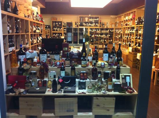 Citta della Pieve, Italien: Enoteca Vini & Sapori- Terni