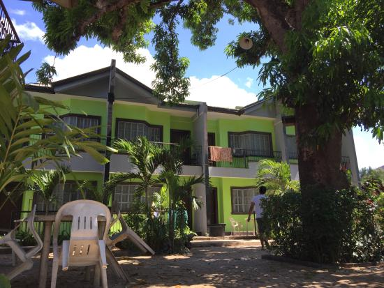 Coron Village Lodge : the apartment type