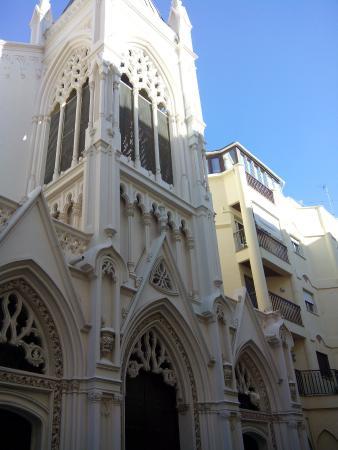 Iglesia de Nuestra Senora Estrella Del Mar : Iglesia de Nuestra Señora Estrella del Mar