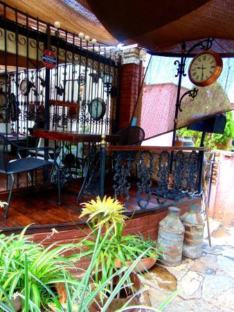 La antigua 1910 cafe y mas