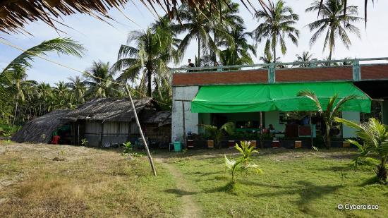 AMBO ChaungTha Resort Hotel: Restaurant
