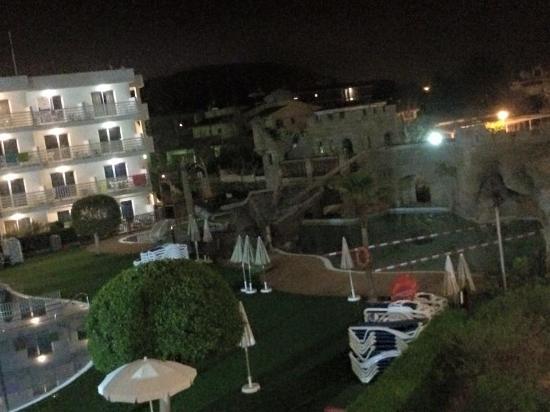 Santa Ponsa, Spanien: Balcony View