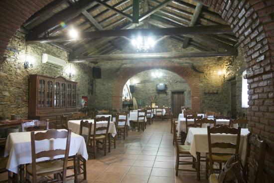 Restaurante Soterrana