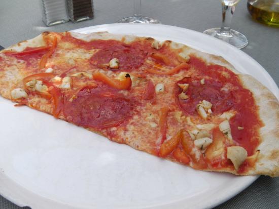 Bella Roma: Pizza!