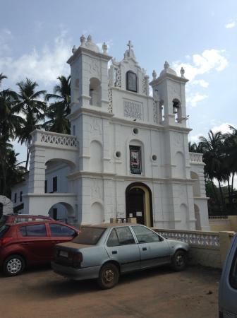 Arjun Villa: St.Antony's chapel near the villa