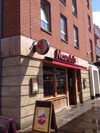 Nando's - Epsom
