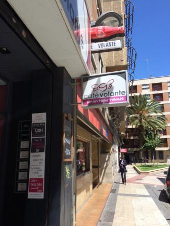 Cafe Volante