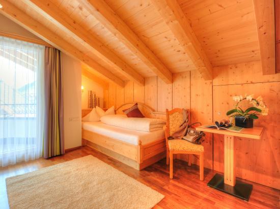 Ischgl, Austria: Einzelzimmer zum Wohlfühlen...