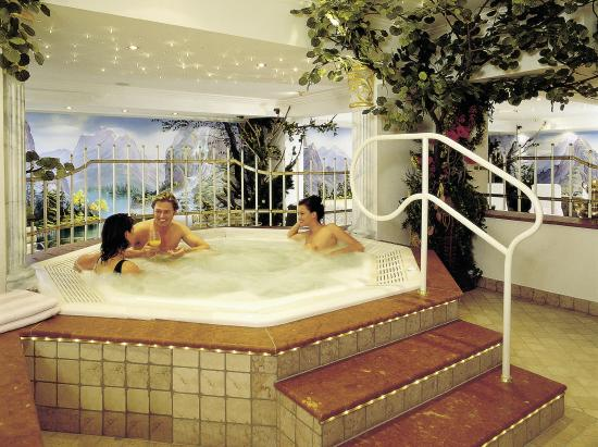 Ischgl, Austria: Unser Whirlpool...