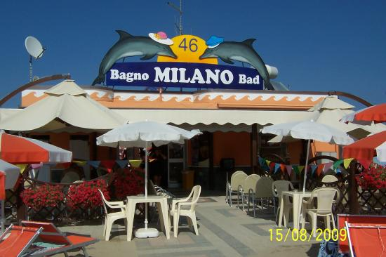 Area relax picture of bagno milano cesenatico tripadvisor - Bagno italia cesenatico ...