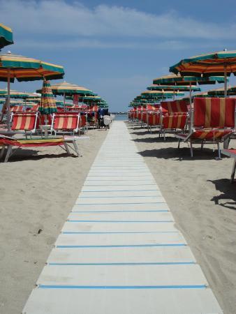 Spiaggia photo de bagno milano cesenatico tripadvisor - Cesenatico bagno milano ...