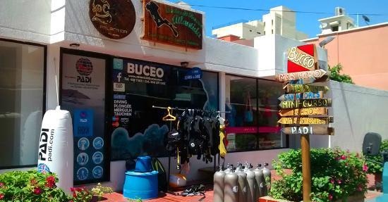 Centro de Buceo Atlantida