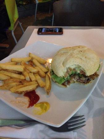Hamburgueseria Gourmet