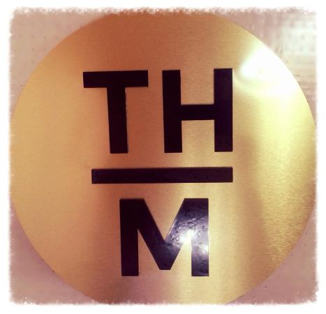 Town House Motel - Historic Old Town: Lobby THM Logo
