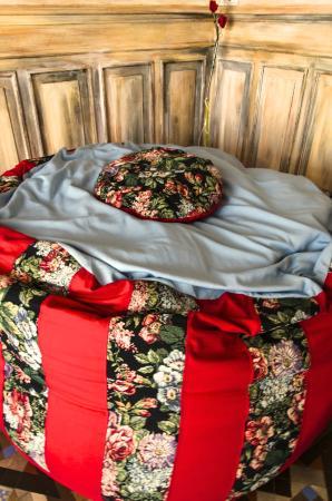 Bed & Art Hostel : eco-puff