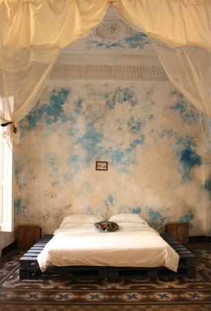 Bed & Art Hostel : eco-Suite Sky